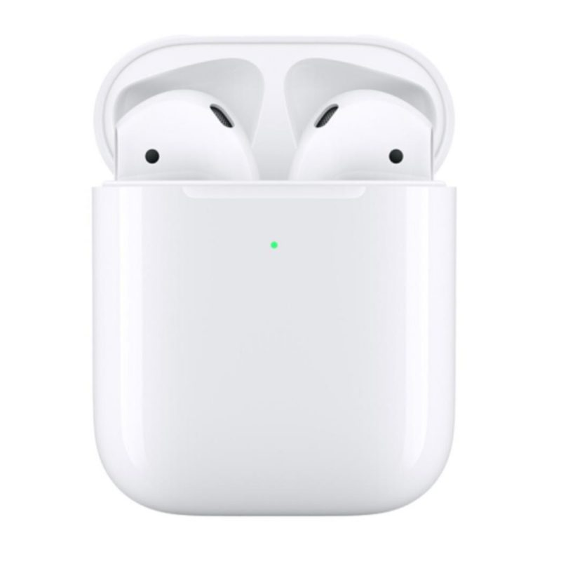 Apple AirPods 配充电盒 Apple蓝牙耳机 适用iPhone/iPad/Apple Watch
